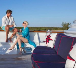 Discounted Bahamas Yacht Charter Vacations aboard 36m LADY VICTORIA