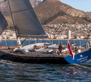 Southern Wind S/Y FARFALLA offering reduced yacht charter rate in the Mediterranean