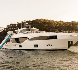 20% discount on Whitsundays charters aboard 31m superyacht ONEWORLD