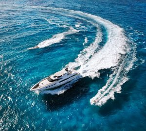 Australia Yacht Charter Special: '9 days for a price of 7' with 40m INFINITY PACIFIC