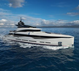 ISA Yachts announces sale of a new Gran Turismo 45-metre superyacht