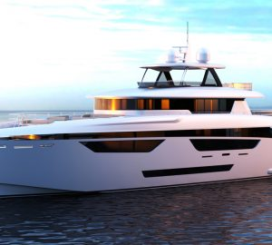 Inside the new Johnson 115 flagship luxury yacht with Design Unlimited