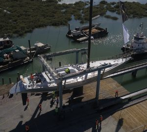 Sailing yacht Lion New Zealand completes two-year refit