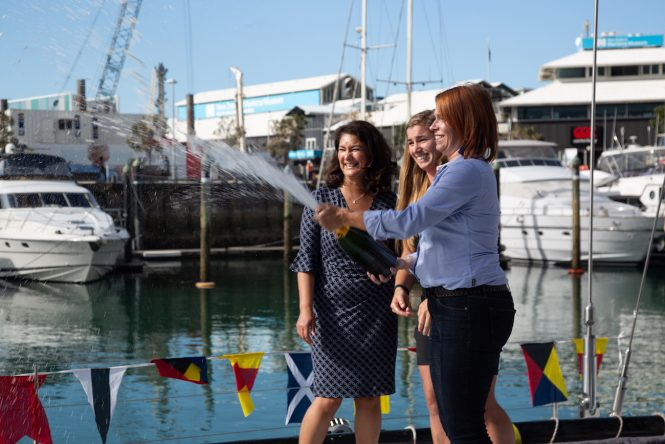 Lion New Zealand launch ceremony