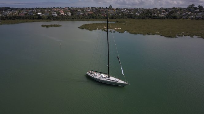 Lion New Zealand re-launched after refit