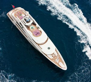 Cannes Film Festival charter special with outstanding 60m yacht ST DAVID