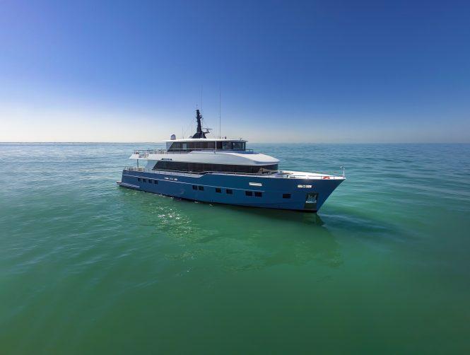 NOMAD 95S Yacht