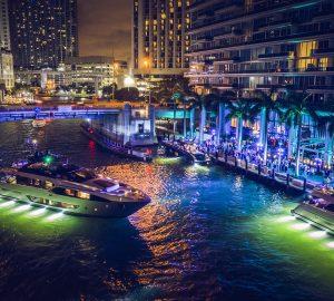 Riva 90' ARGO yacht unveiled in Miami