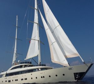 Mediterranean Summer Charter Special with 51m S/Y ARESTEAS