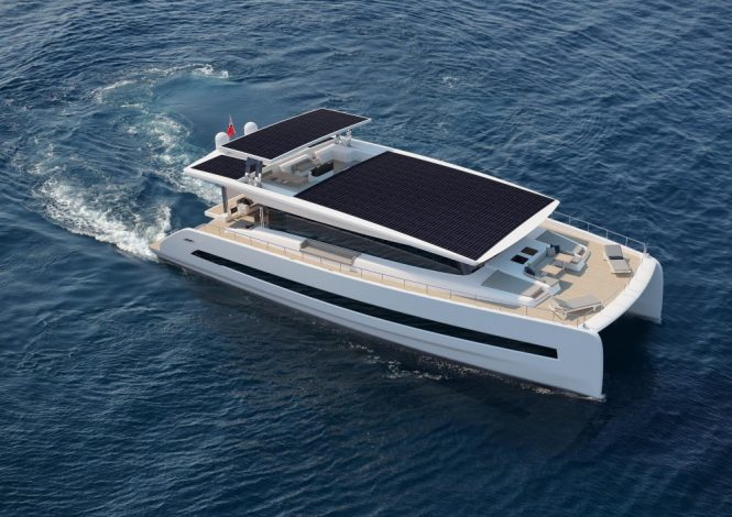 Silent 80 Catamaran
