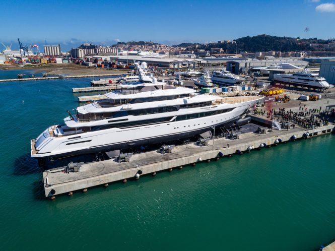 Sport Hybrid 40 yacht DRAGON by Columbus Yachts