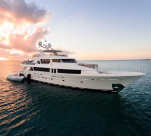 Newly launched Westport superyacht W enters Caribbean and Bahamas luxury yacht charter market