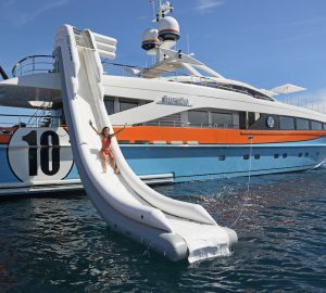 37m Motor Yacht AURELIA charter special in South of France and Italy