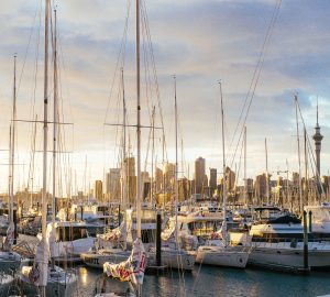 Inaugural Superyacht Gathering takes place in Auckland