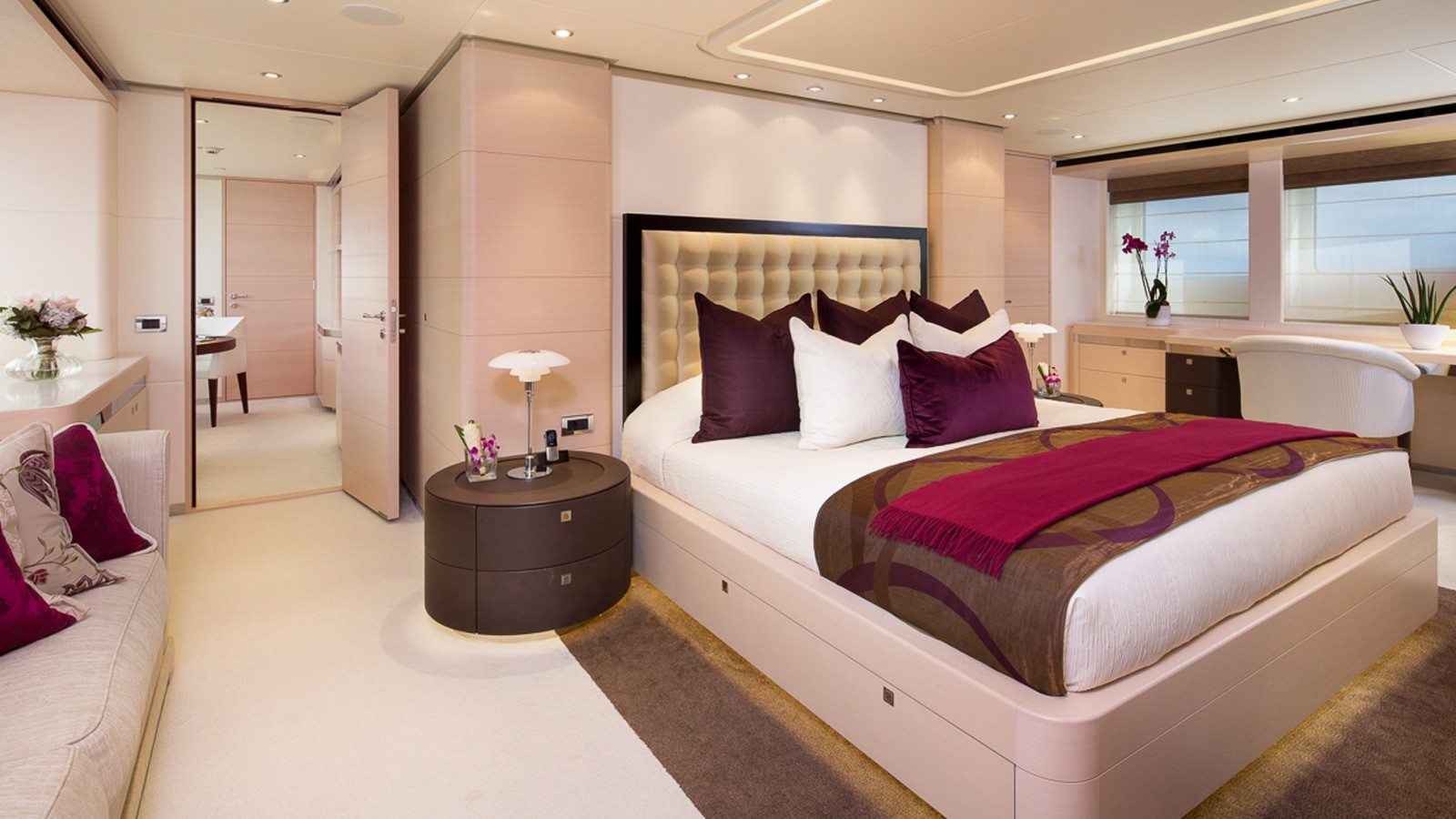 Beautiful master suite