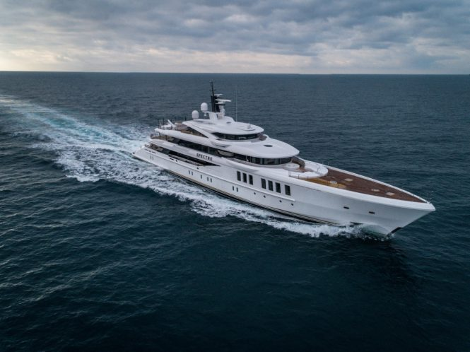 Benetti MY SPECTRE available for charter