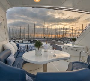 Early Greece Summer Charter Special with 20m Yacht ALMAZ