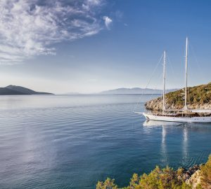 10 amazing luxury gulets for an incredible Mediterranean yacht charter adventure