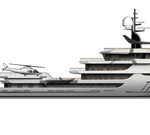 New to World of Luxury Yacht Charter: 68m Conversion Project Ragnar