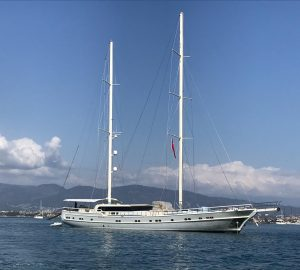 Brand New 40m Luxury Gulet QUEEN OF SALMAKIS available for charter in Turkey and Greece