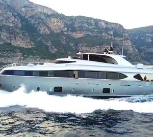 Grab this amazing France yacht charter special with 36m SANDS