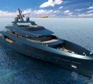 Mondomarine unveils the new Discovery 57 superyacht