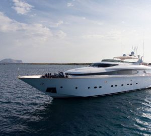 Fantastic Easter Special in the West Med aboard 32m Yacht AMAYA