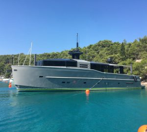 West Med charter special with 26m superyacht JOY STAR