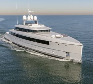 Feadship superyacht NAJIBA excels in efficiency at sea trials