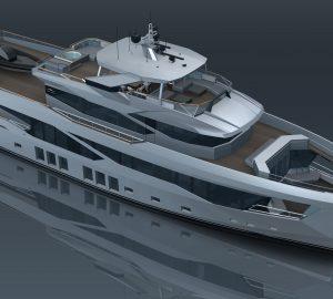 Numarine introduces the 45XP explorer yacht