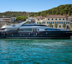 Charter Special in France and Italy with 38m Motor Yacht ONE BLUE