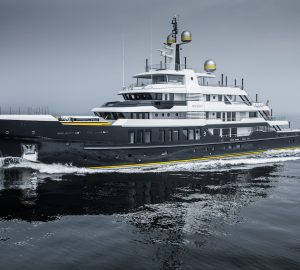 Hakvoort delivers 63m Flagship Superyacht SCOUT