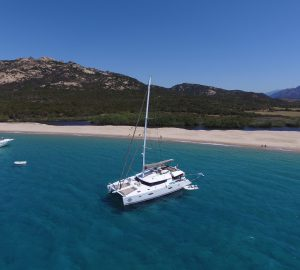 CHARTER SPECIAL: Luxurious 20m Catamaran Yacht LIR offering 15% discount in West Mediterranean