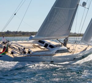 Sailing Yacht THE POWER OF 2 delivered to her owners