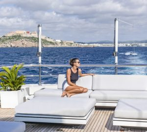 15% discount on charter holidays in the Mediterranean with 62m ROMA