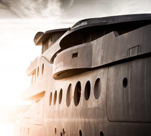 Construction commences on firstAmels Limited Editions 206 motor yacht