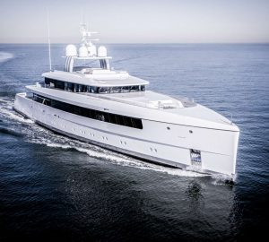 58m Feadship Superyacht Najiba delivered