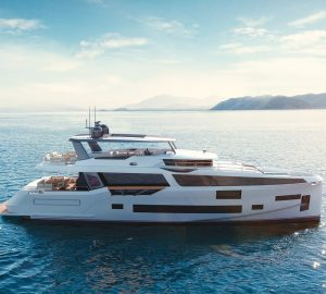 27m Motor Yacht SIRENA 88 to launch in June 2019