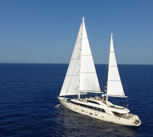Excellent 20% reduction offered with 51m ARESTEAS superyacht in the Med this summer