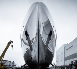 80m Abeking & Rasmussen Superyacht EXCELLENCE Ready to Launch