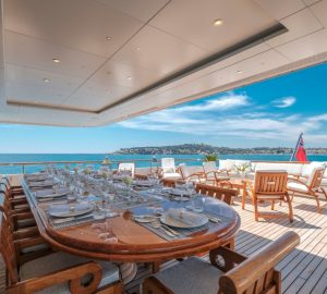 Yacht Charter Special in West Med with 50m MOSAIQUE Superyacht