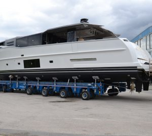 Arcadia Yachts launches luxury yachts from A105 and A85 models