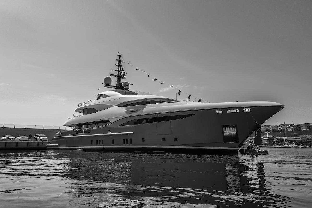 Bilgin superyacht LILIUM