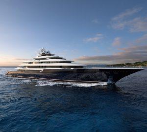 Columbus Yachts adds 120-metre Columbus Classic mega yacht to range