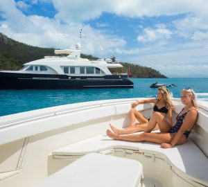 One extra day offered free by 25m charter yacht AURORA in Whitsunday Islands