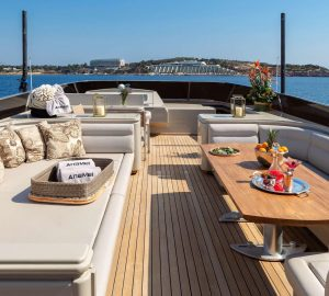 Motor yacht ANAMEL offering great price reduction for Greece charters