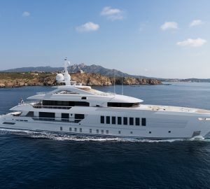 Heesen superyacht Project Castor sold to American client