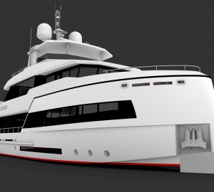Motor yacht Inace FHI 90 with delivery in 2020