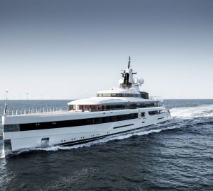 Feadship superyacht LADY S delivered