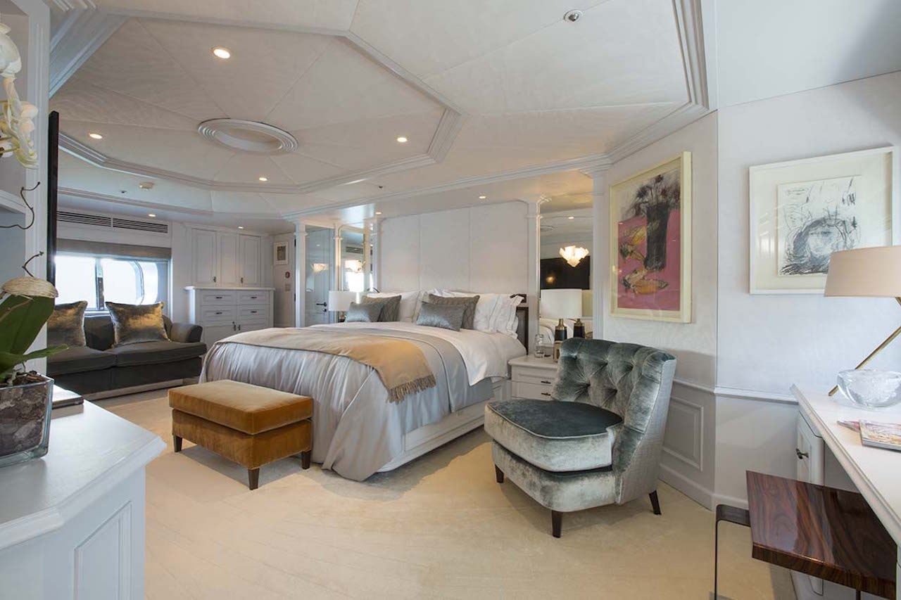 Lovely and spacious master suite
